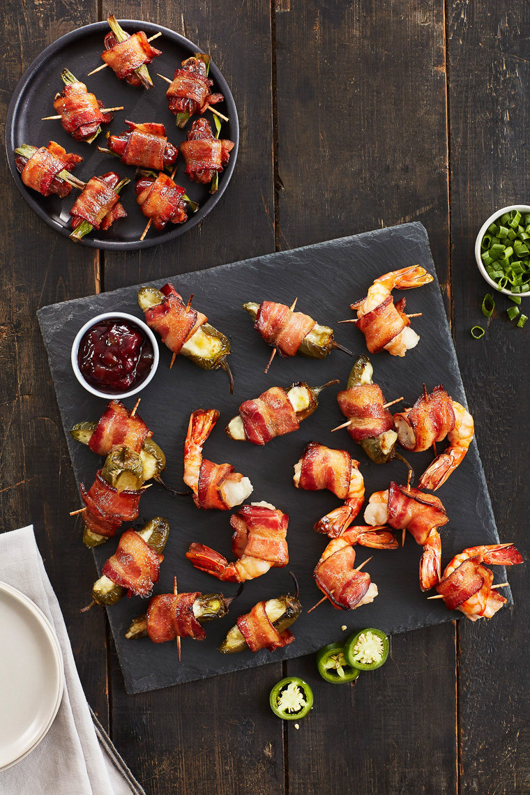 Bacon-WrappedMedley
